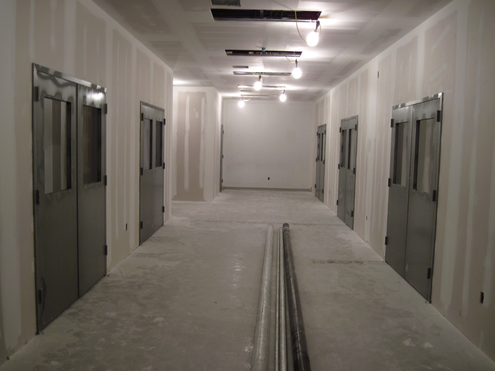 Commercial Drywall Construction